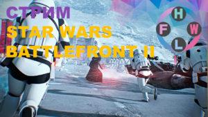 Star Wars Battlefront 2 Beta — В космосе никто не услышит как ты говоришь «нет»