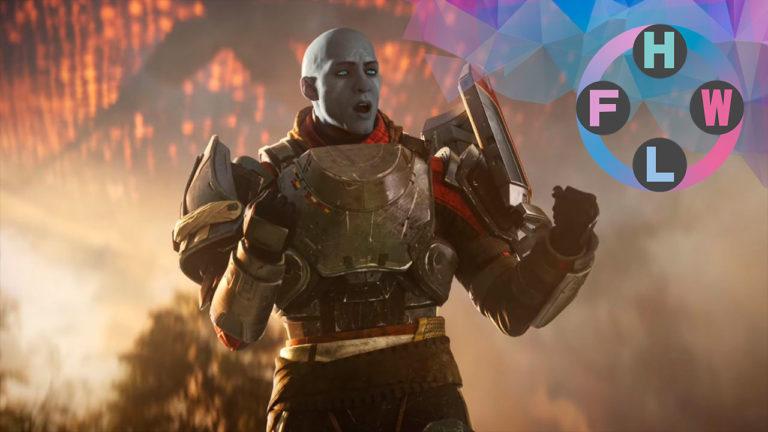 Destiny 2 — Пьяное пятничное PVP