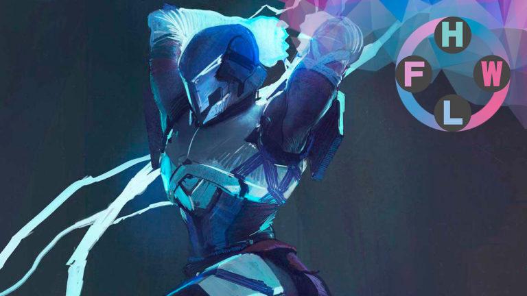 Destiny 2 — Проходим кампанию за титана