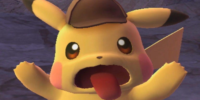 FHWL News: Detective Pikachu едет на запад с большим, желтым amiibo