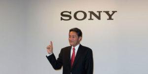 FHWL News: Генеральный директор Sony Kaz Hirai уходит в отставку
